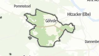 Cartina / Göhrde
