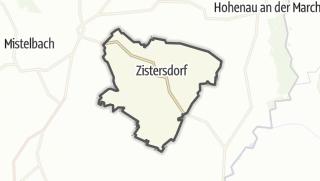 Cartina / Zistersdorf