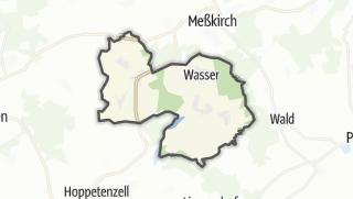 Mapa / Sauldorf