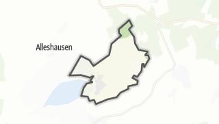 地图 / Tiefenbach