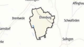 地图 / Ehrenburg