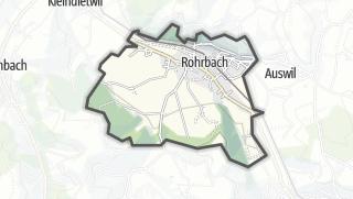 מפה / Rohrbach