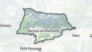 Karte / Ramsau am Dachstein