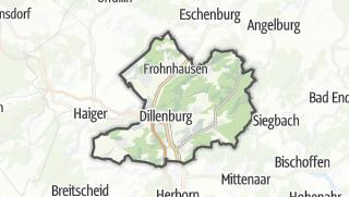 Cartina / Dillenburg