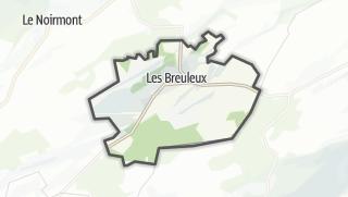 Mapa / Les Breuleux