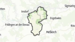 Mapa / Leibertingen