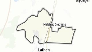 Mapa / Fresenburg