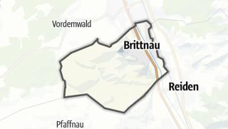 Cartina / Brittnau