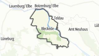 Carte / Bleckede