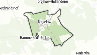Carte / Torgelow