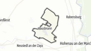 Map / Hausbrunn