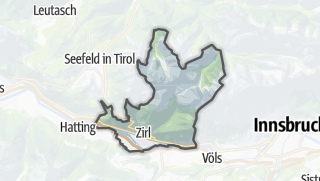 Karte / Zirl