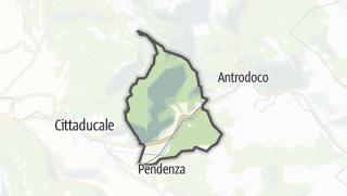 Mapa / Castel Sant'Angelo