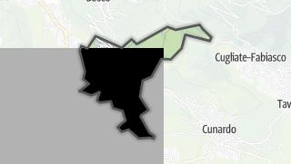 Mapa / Grantola