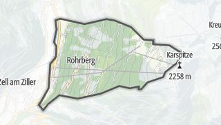 Mapa / Rohrberg