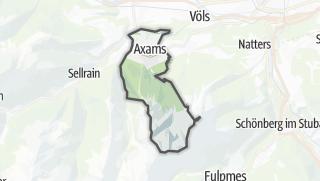 Karte / Axams