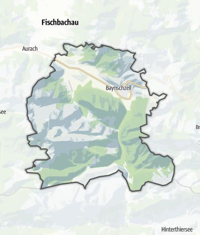 Loipen bayrischzell
