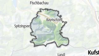 地图 / Bayrischzell