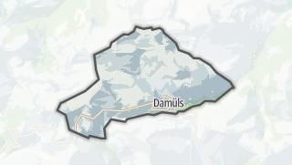 Map / Damüls