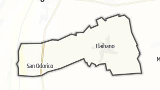 מפה / Flaibano