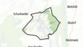 Karte / Holsthum