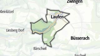 Mapa / Laufen