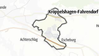 地图 / Börnsen