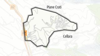 Térkép / Figline Vegliaturo