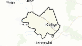 Cartina / Häuslingen
