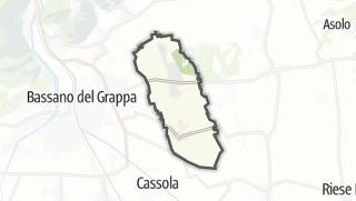 地图 / Mussolente