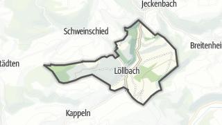 Karte / Löllbach
