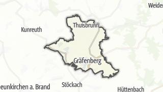 Cartina / Gräfenberg