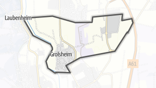 Karte / Grolsheim