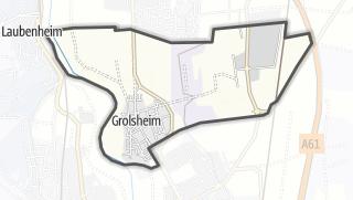 地图 / Grolsheim