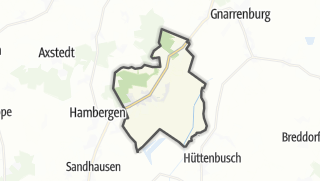 Mapa / Vollersode