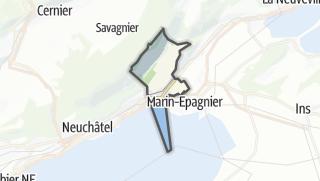 地图 / Saint-Blaise
