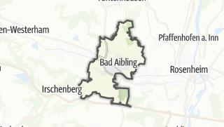 Karte / Bad Aibling