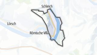 Karte / Pölich