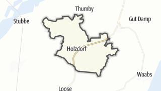 Karte / Holzdorf