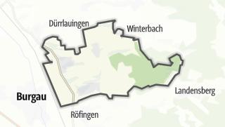 Cartina / Haldenwang