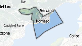 Kartta / Domaso
