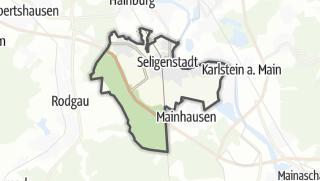 Karte / Seligenstadt