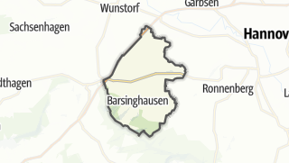 Karte / Barsinghausen