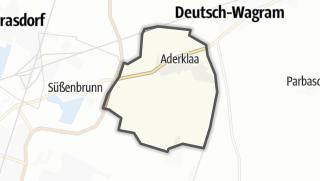 Cartina / Aderklaa