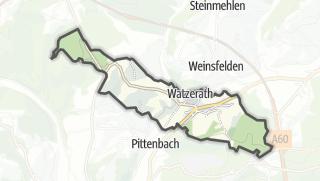 Karte / Watzerath