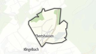 Cartina / Ebertshausen