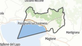 Carte / Passignano sul Trasimeno