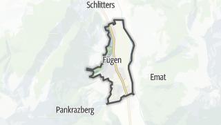 Mapa / Fuegen