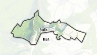 Mapa / Büdlich