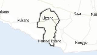 Térkép / Lizzano